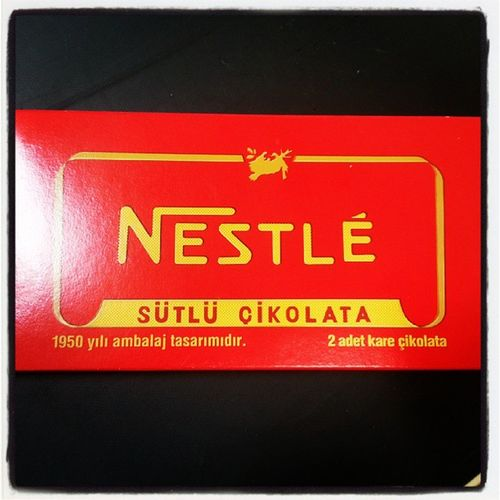Nestle Since 1950 Conception milk chocolate kipa edirne happy smile instagram instamood instagood ohhyeah photo followme me