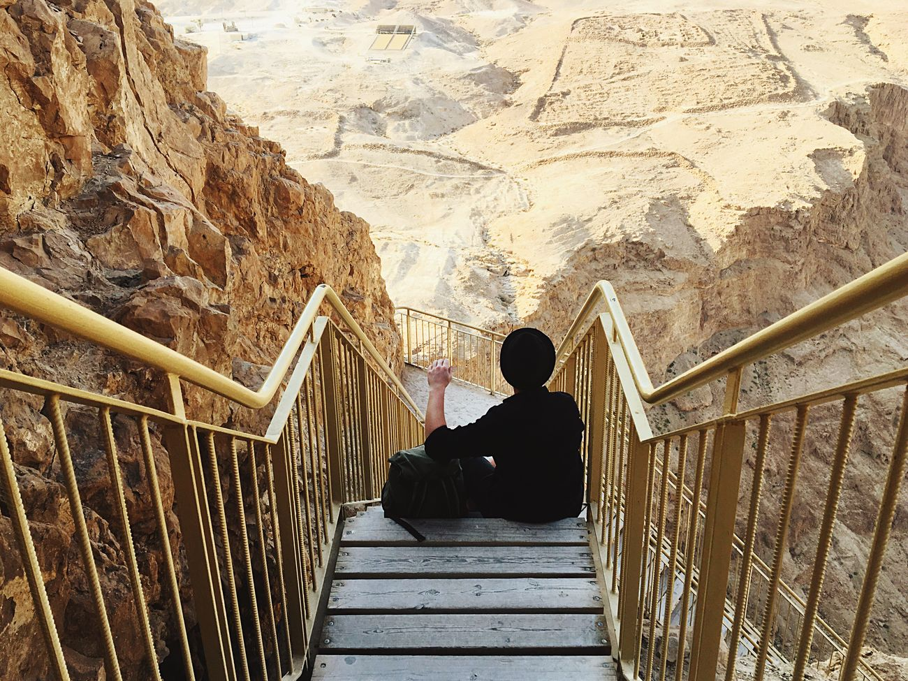 Masada National Park Israel Deadsea Nature Beauty In Nature