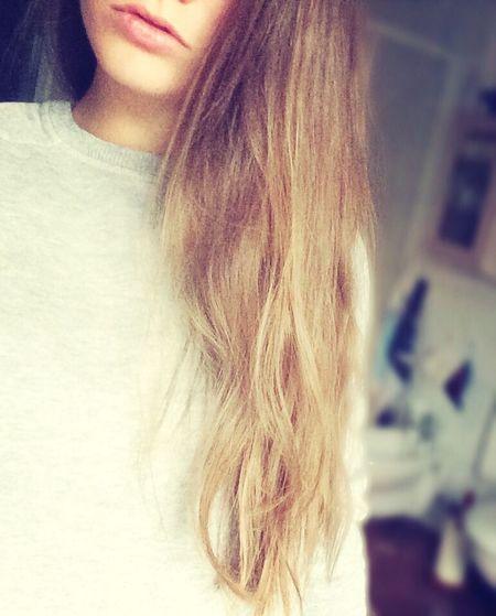 ?✌️ Long Hair First Eyeem Photo