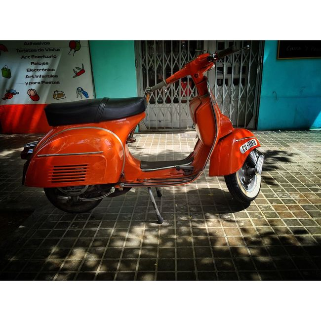 Vespa Super Retro