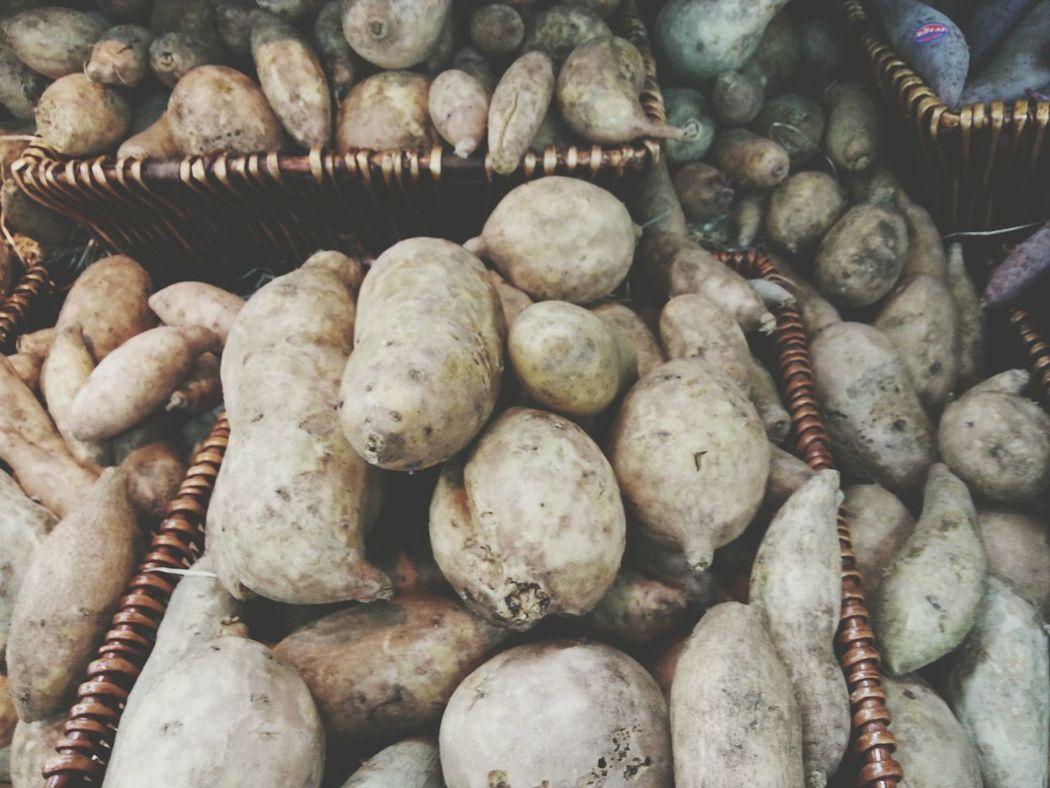 Hey it's me. // Potatoes Coldstorage