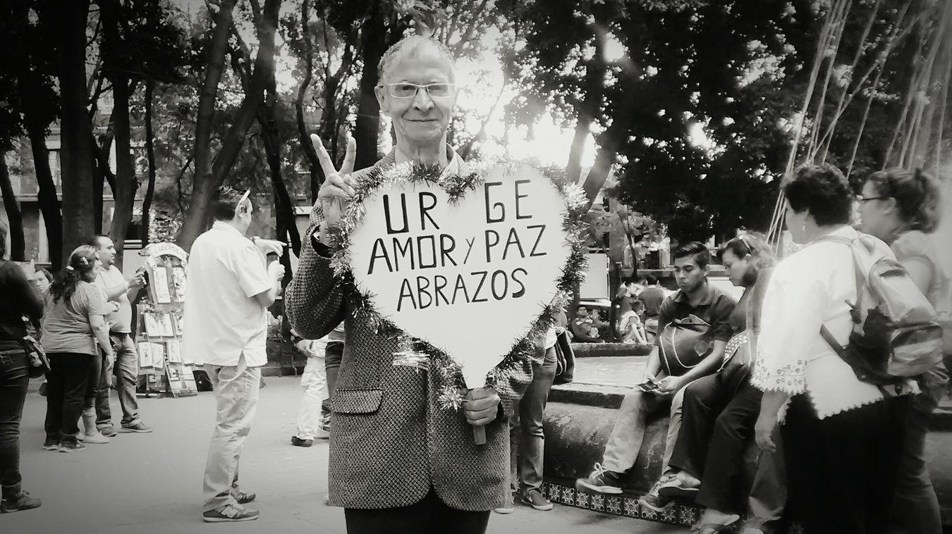 Somosfelices Amorypaz Coyoacán Mexico City Mexico De Mis Amores Cheese! 2015