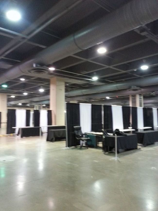 All ready for this weekend's Tattoo Convention. Let the madness begin! Tattoo Philadelphia Tattooconventionphiladelphia