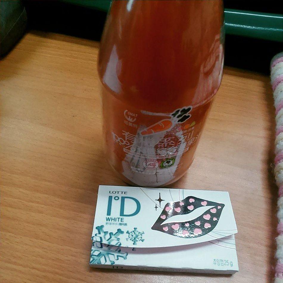 授業中📝 ジュース Juice 11 :32am まだ寒いよ!(_^_)