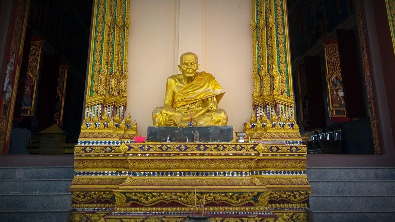 Thailand, monk