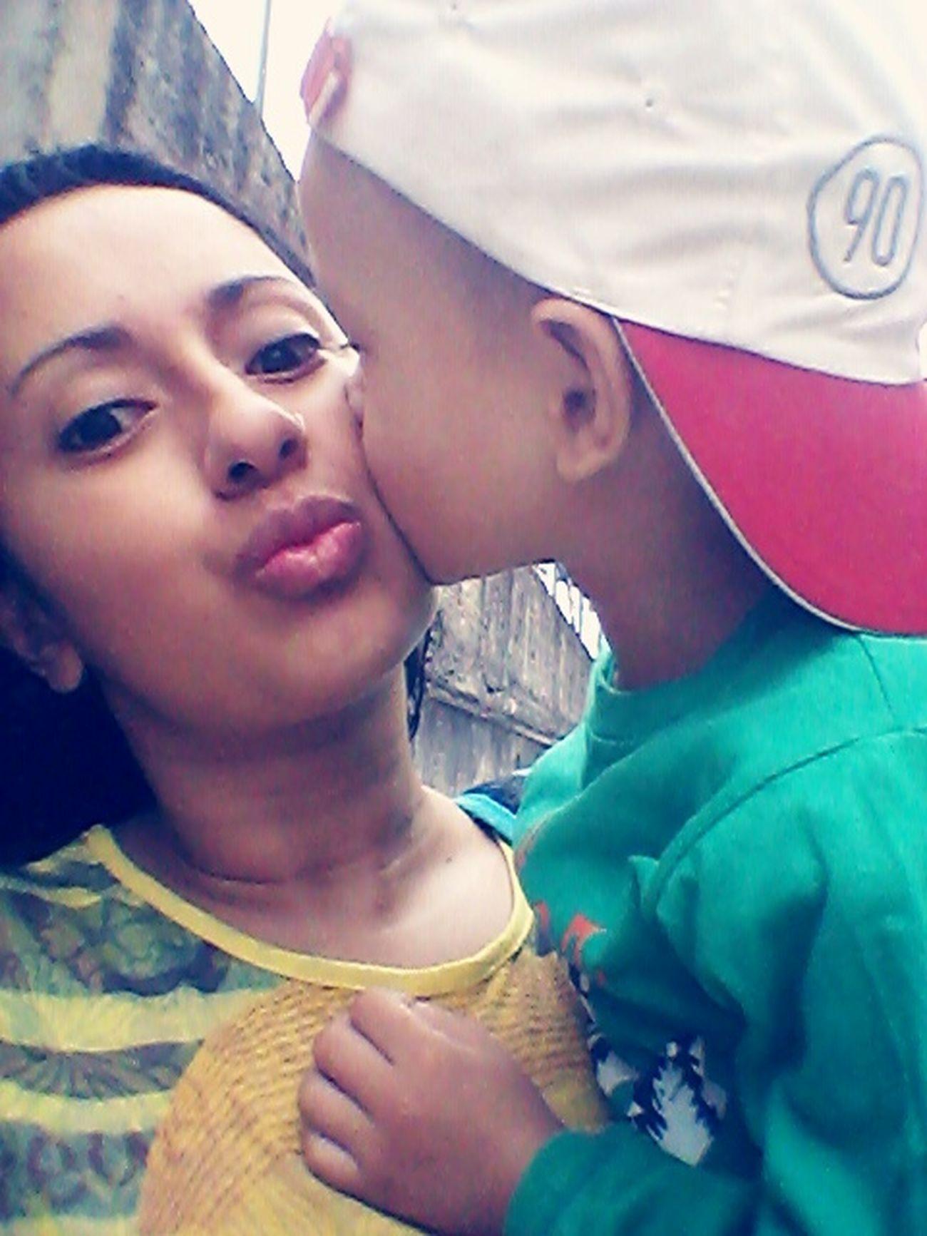 O beijo mais gostoso do mundo