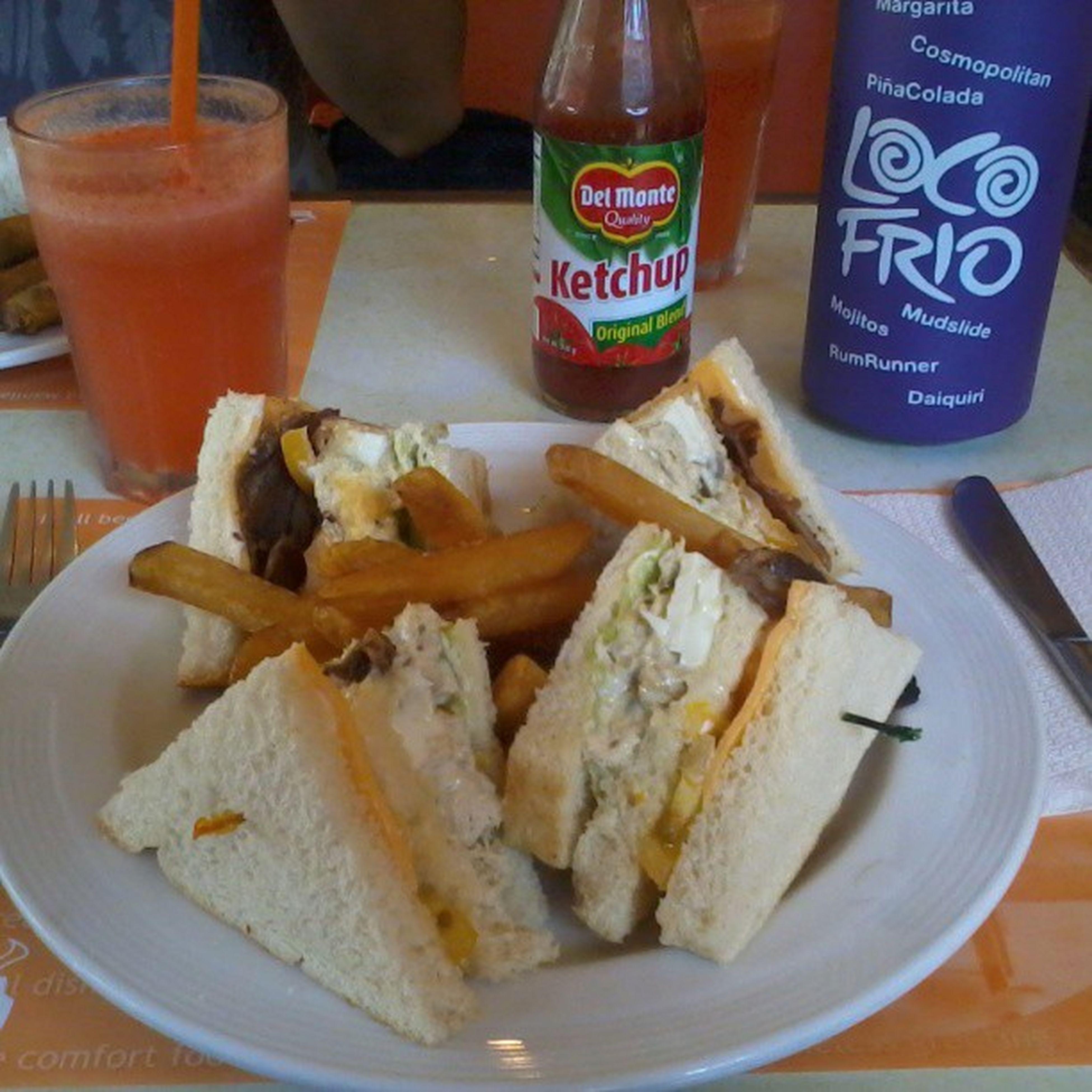 Breakfast Boracay Summer2013