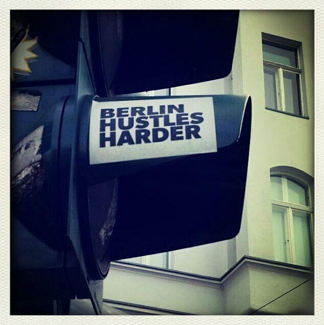 Berlin Hustles Harder... Really? Berlin Startup Bitstars TellM #mitte