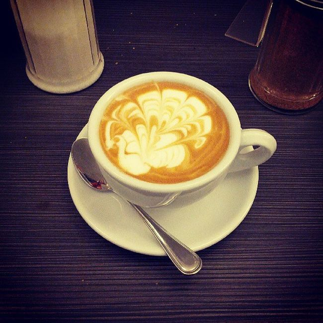 Latte Art - Wonderful Café