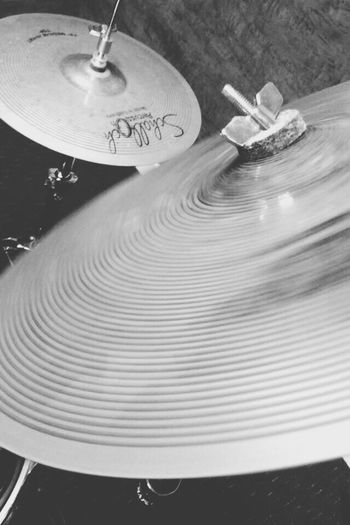 Music room photography 💋 Drum Music Drumkit Jamming Cymble