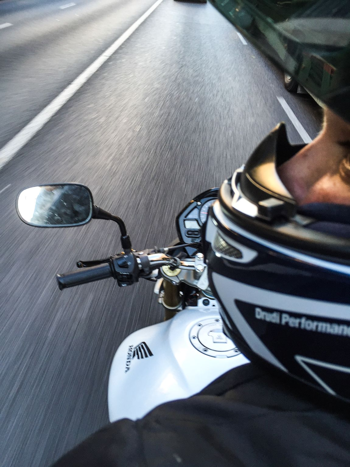 Bike Bikers Motorcycles Honda On The Road Relaxing Driving Were Is The Limit I Love My Motorbike❤ Riding My Motorcycle