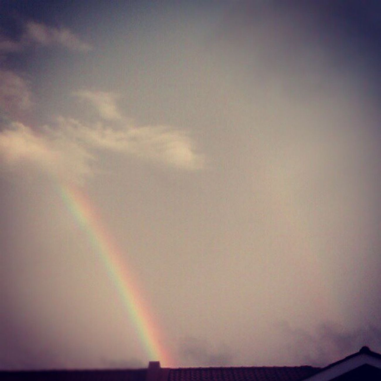 Double rainbow :D 2xTheNyan