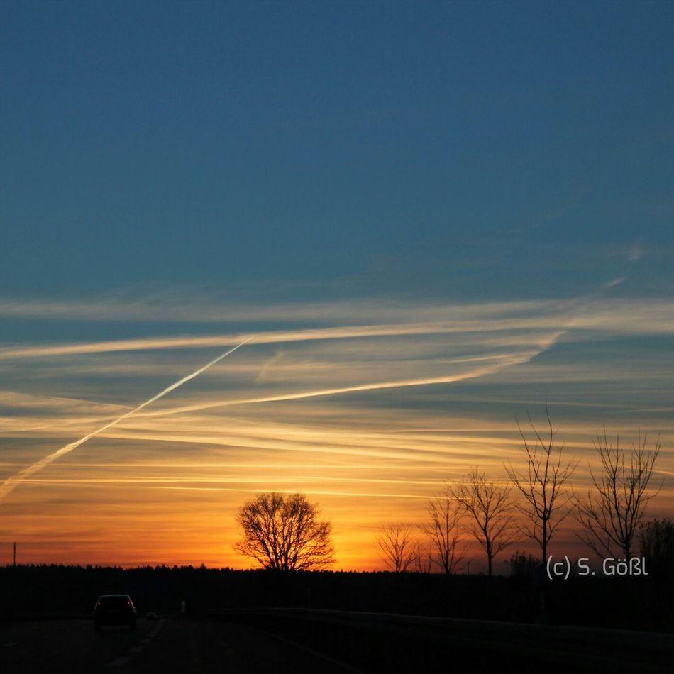 Sunset Gorgeous Amazing Beautiful Skyporn Sky_collection Eyem Nature Lovers  Spectecular Cloudporn Stunning