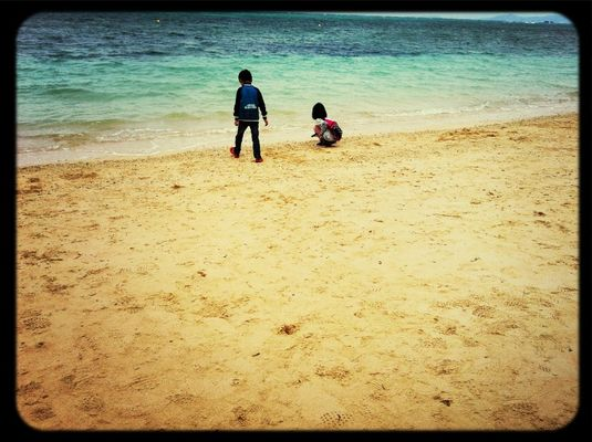 trip photo in Okinawa by yace