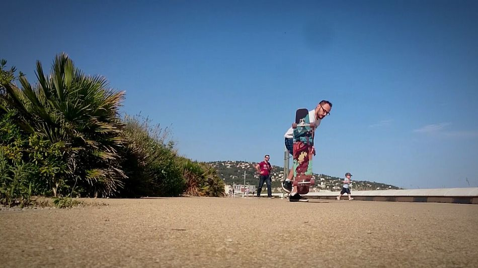 SETE That's Me Sunny Day Longboarddancing Longboard Longboarder Longboarding Enjoying Life