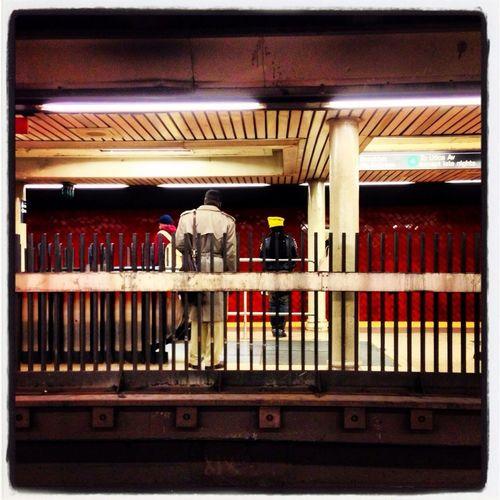 Subway Surfacing~