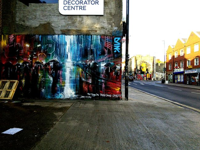 Streetphotography , Streetart