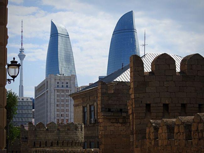 Azerbaijan Baku The Architect - 2016 EyeEm Awards Enjoying Life