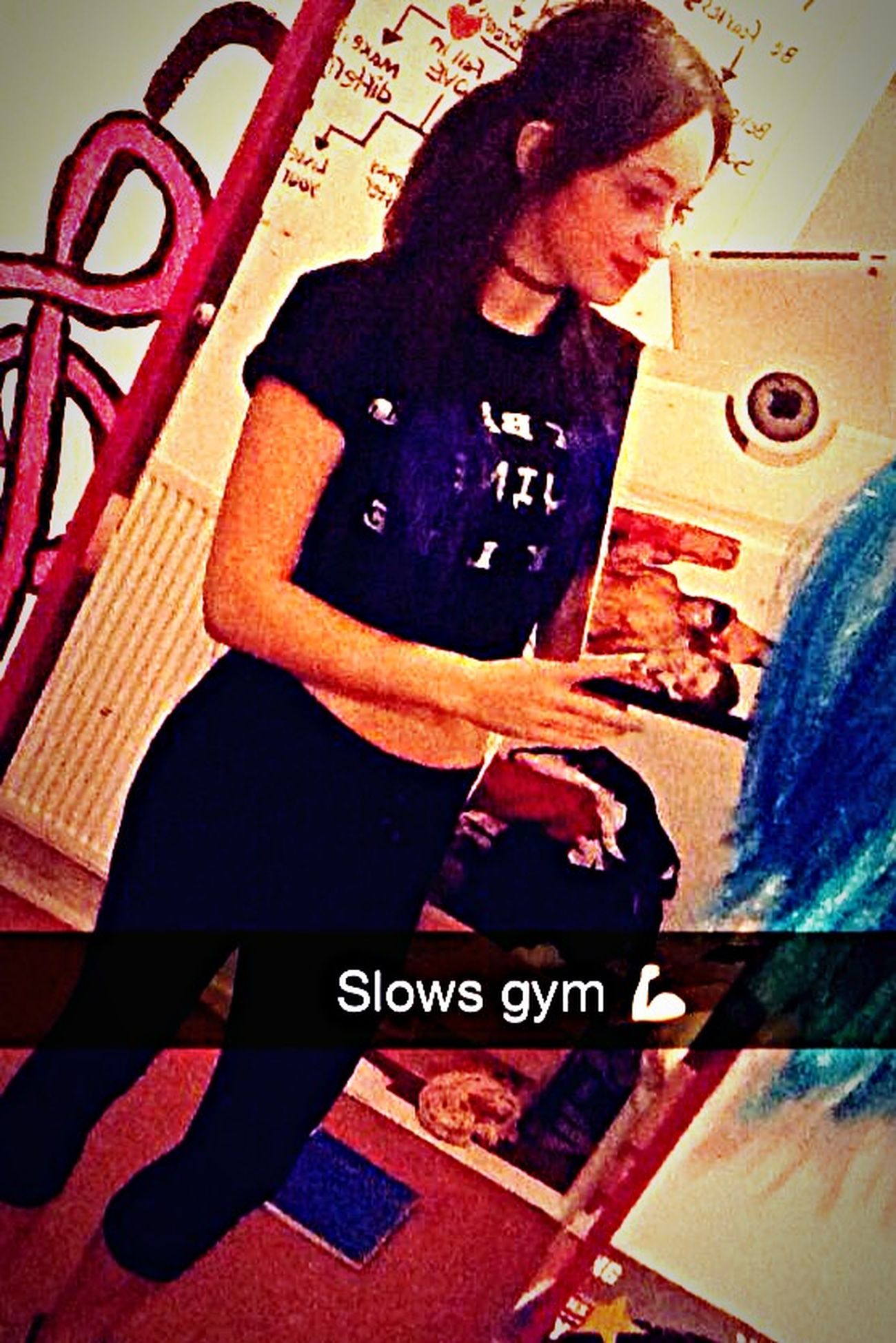 LastNight Gym Bluehairdontcare HairExtensions It's Okay, I'd Be Jealous Too Selfie ✌ LoveYourself Hotterthanyou That's Me