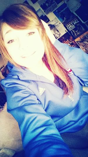 selfieee for fridayy:)