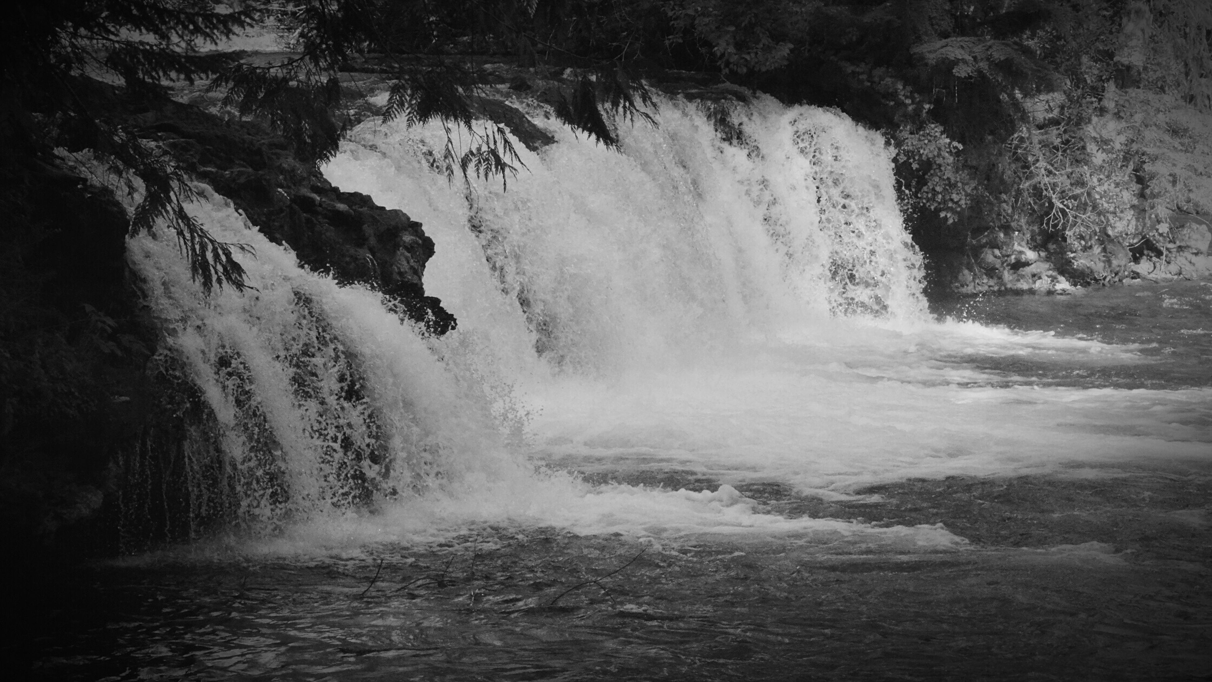 motion, water, waterfront, nature, beauty in nature, power in nature, long exposure, no people, waterfall, splashing, outdoors, scenics, day, force, spraying, crash, wave