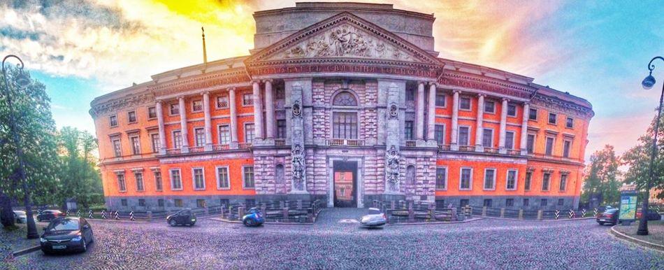Михайловскийзамок михайловский замок Санкт-Петербург Спб Питер Россия архитектура Arhitecture Spb