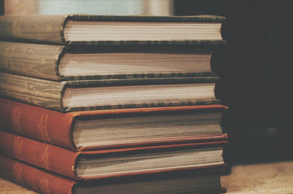 Beautiful stock photos of library, Book, Close-Up, Indoors, Literature
