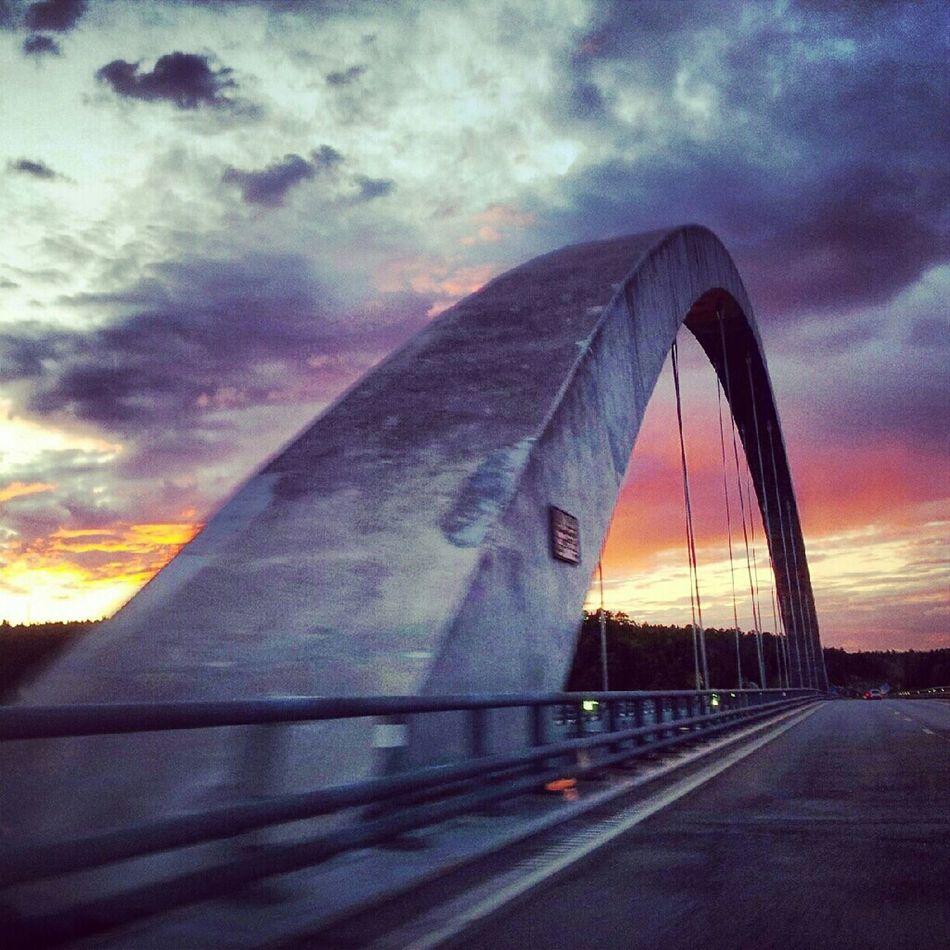 Commuting Bridge Norway Simply Genious