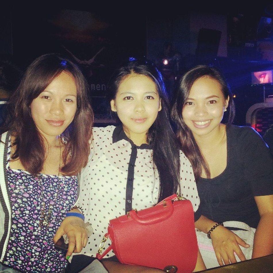 Maima and Kim :) Roundtwo Nightout