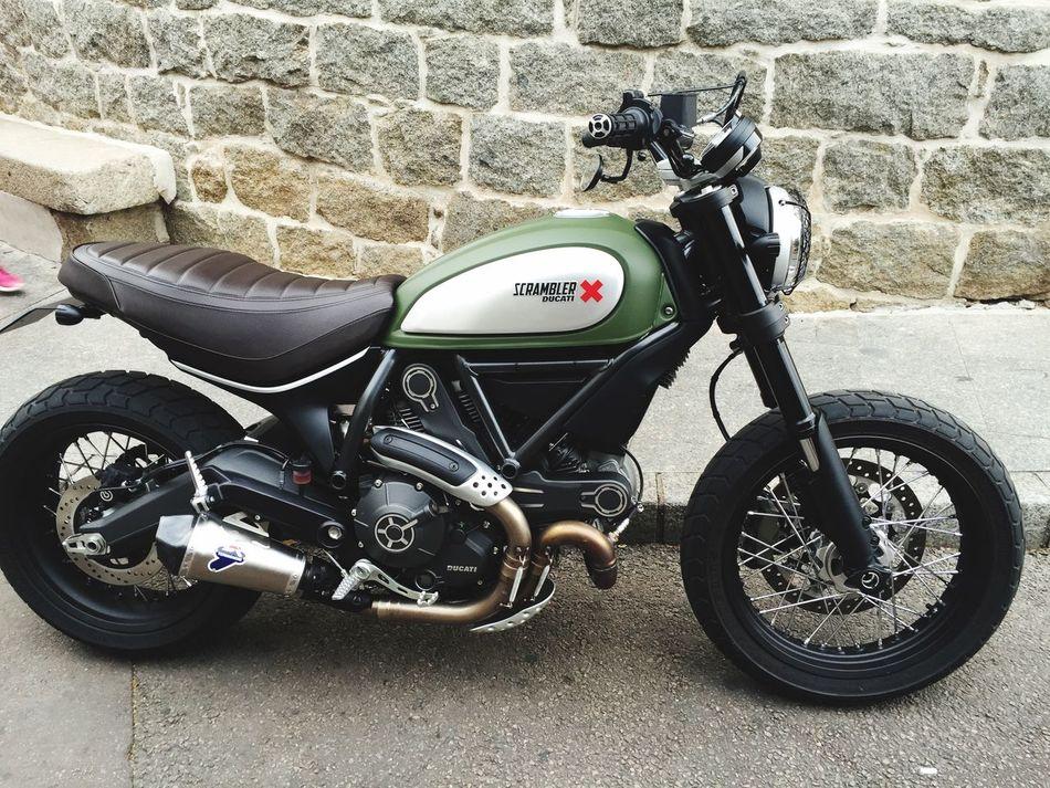 Ducati Scrambler Motorcycles Ducatiofinstagram Ducaticorse Ducati Motorcycle