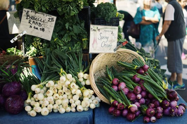 Farmers Market Greens