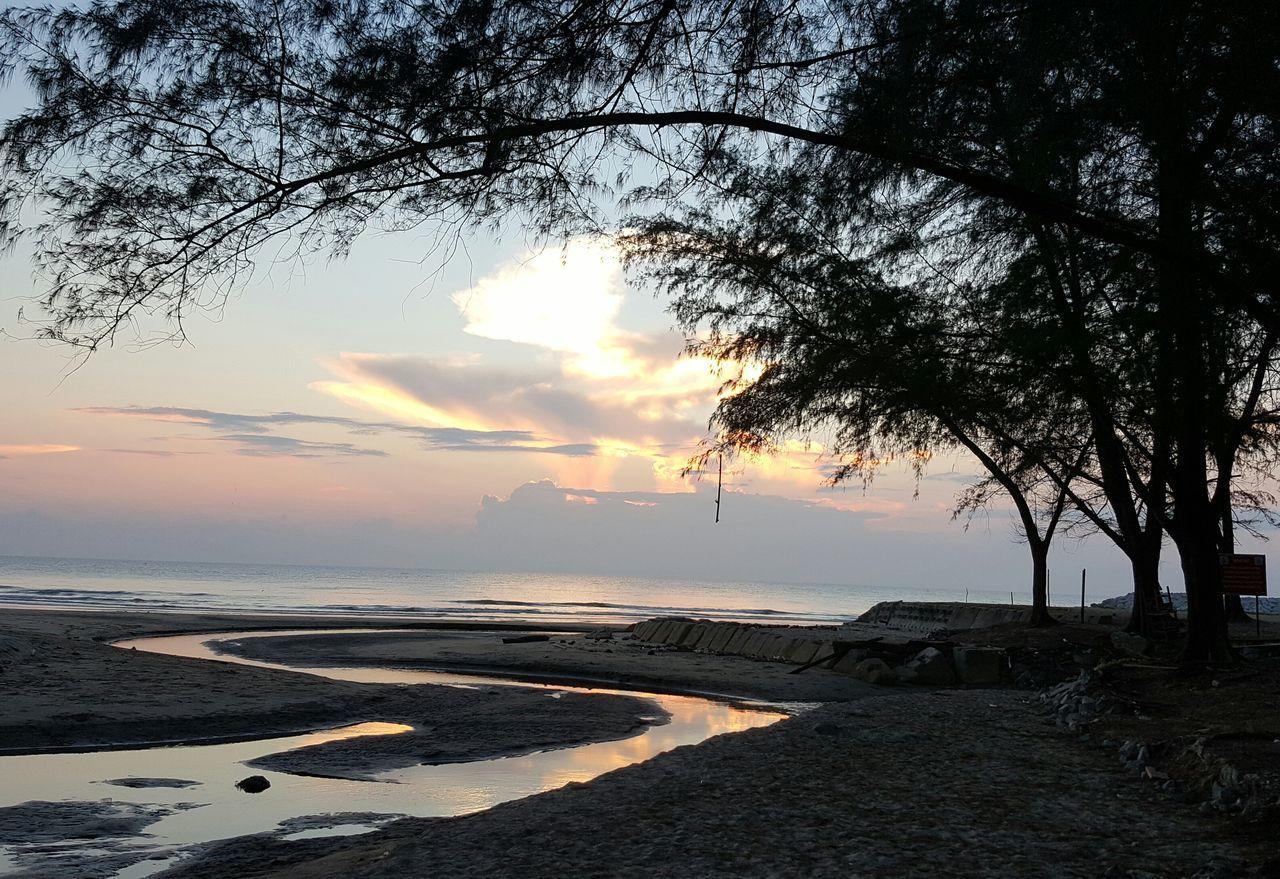Pantai Irama Beach Sea Water Scenics Landscape Beach Photography Beautiful