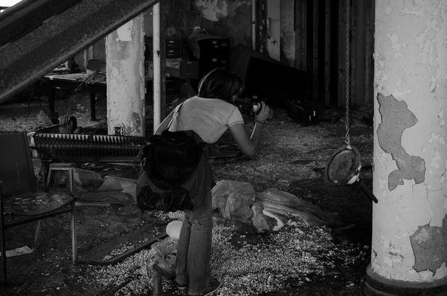 EyeEm_abandonment Abandoned Places Blackandwhite Bw_collection