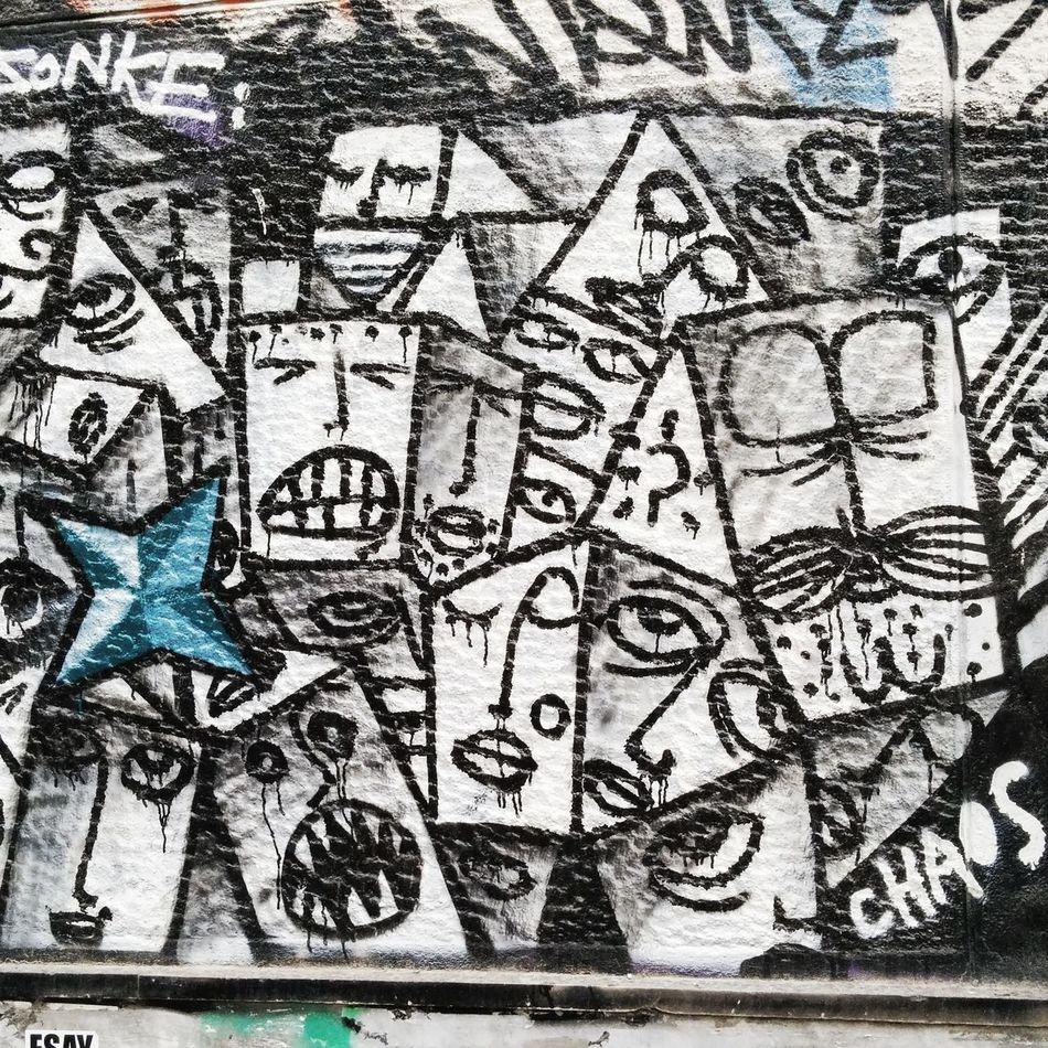 Street Art Street Photography Athens City