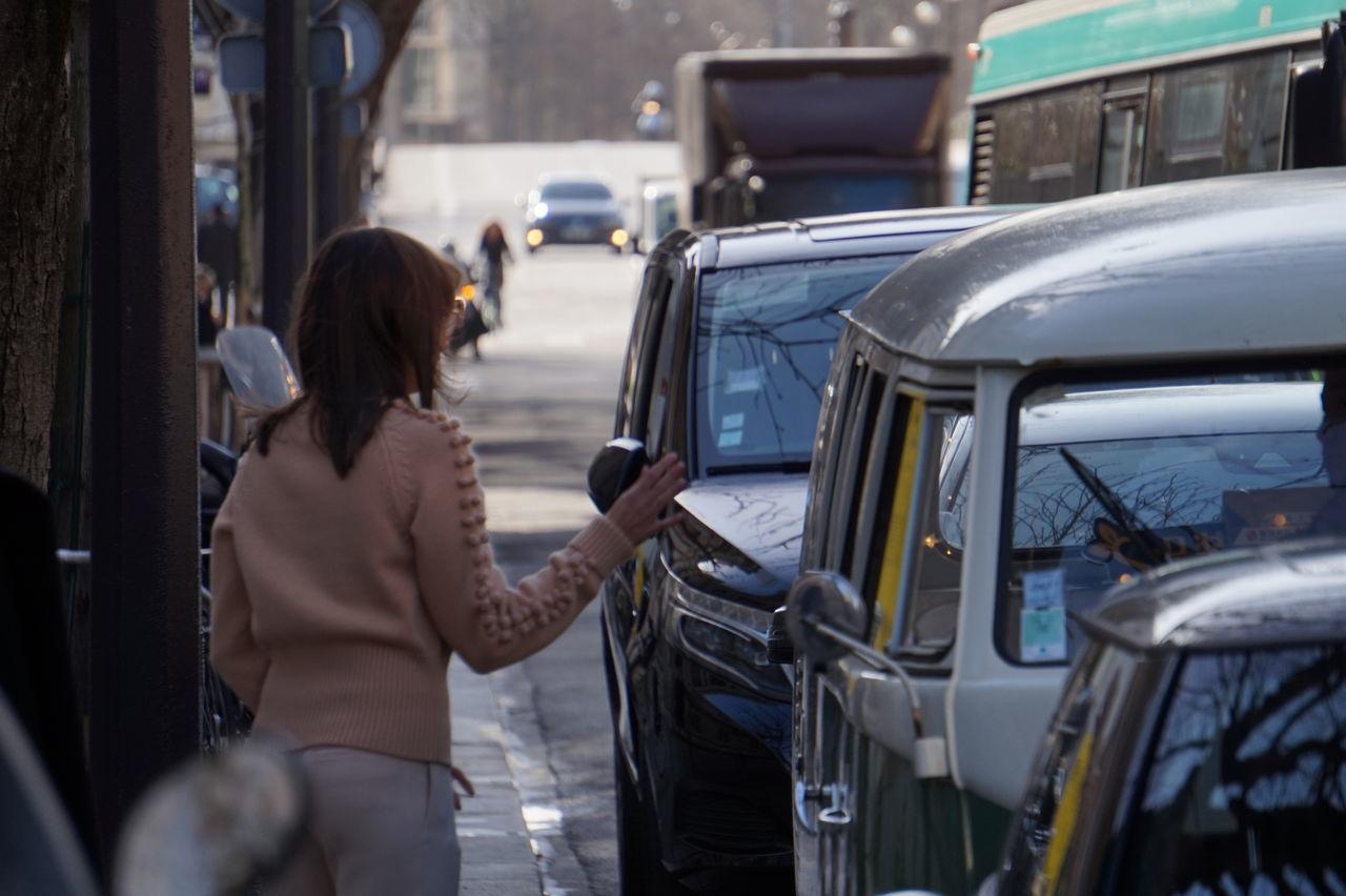 Anagirardot Chloe Fashion Grand Palais Paris Pfw Solange Streetphotography Streetstyle