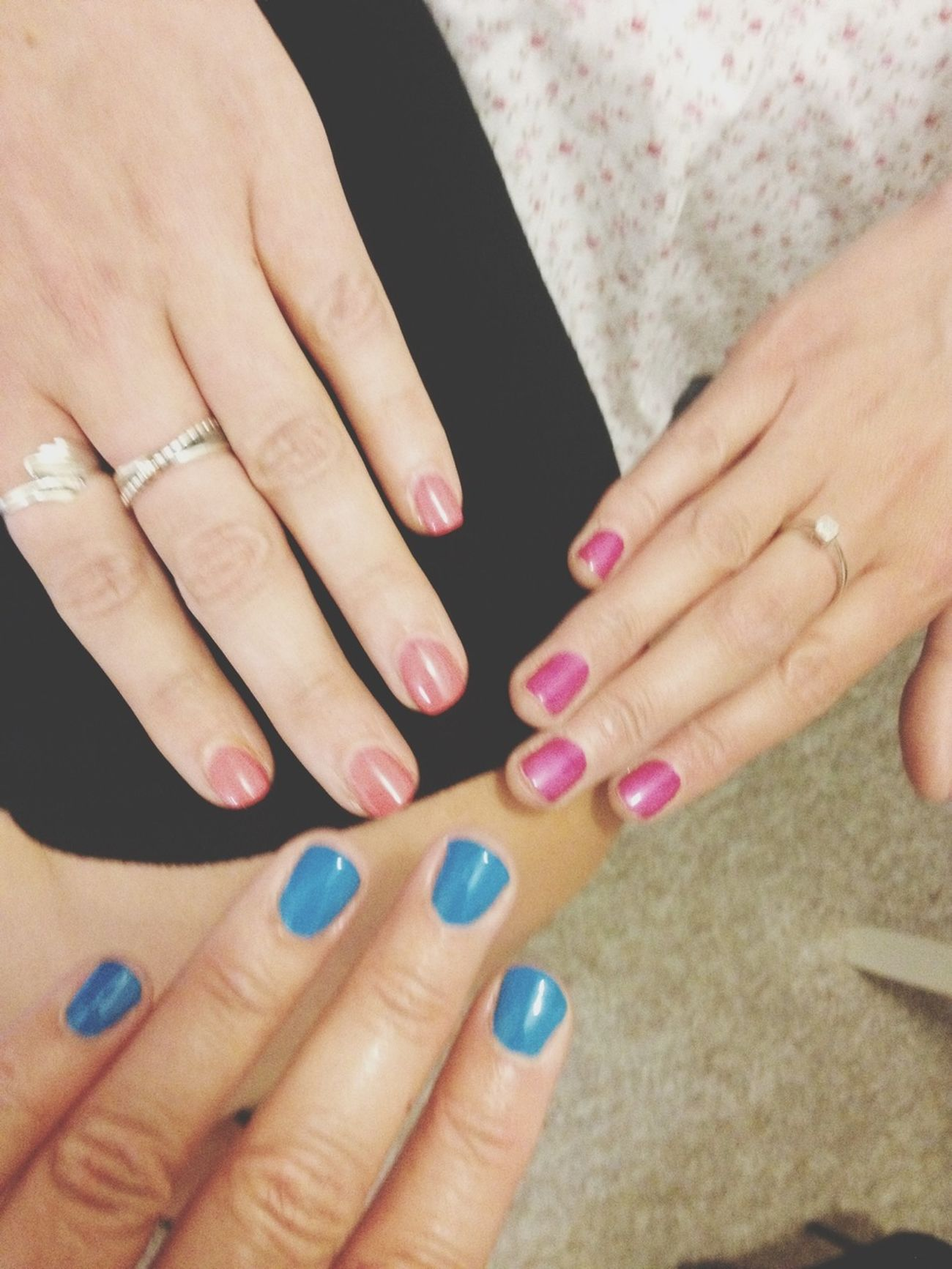 Shellac girls Team Phwooarrr Girl Night Out