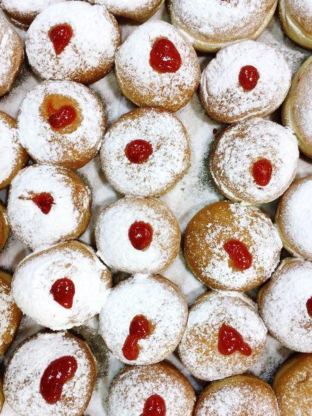 How You Celebrate Holidays Sweet Holiday Hanukkah Foodphotography Foodporn Food Dounuts