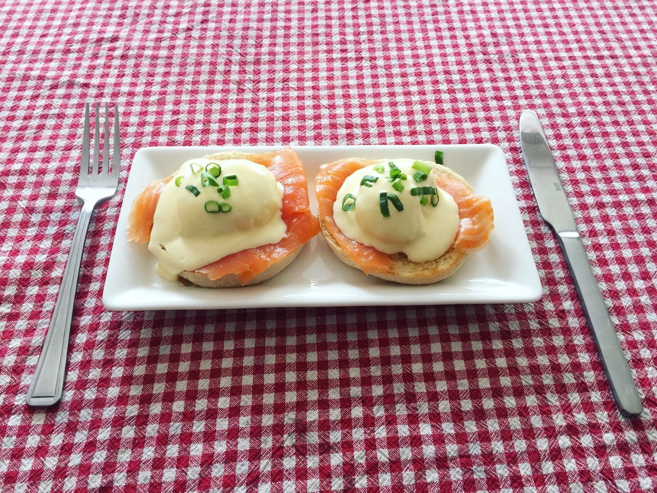 Eggs Benedict with smoked salmon breakfast Food And Drink Food Freshness Healthy Eating Tablecloth Homecooked English Muffins Breakfast No People Plate Eggs Benedict Smoke Salmon Gourmet Gourmet Cooking Gourmet Food Hollandaise Sauce First Eyeem Photo
