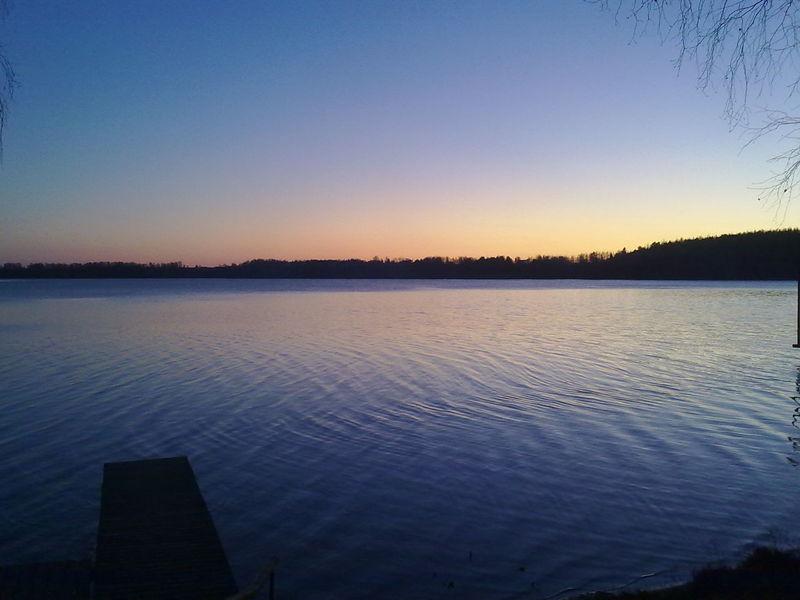 Закат Река Волга Volga River Sunset пейзажироссии Russianlandscape Russia ивановская область