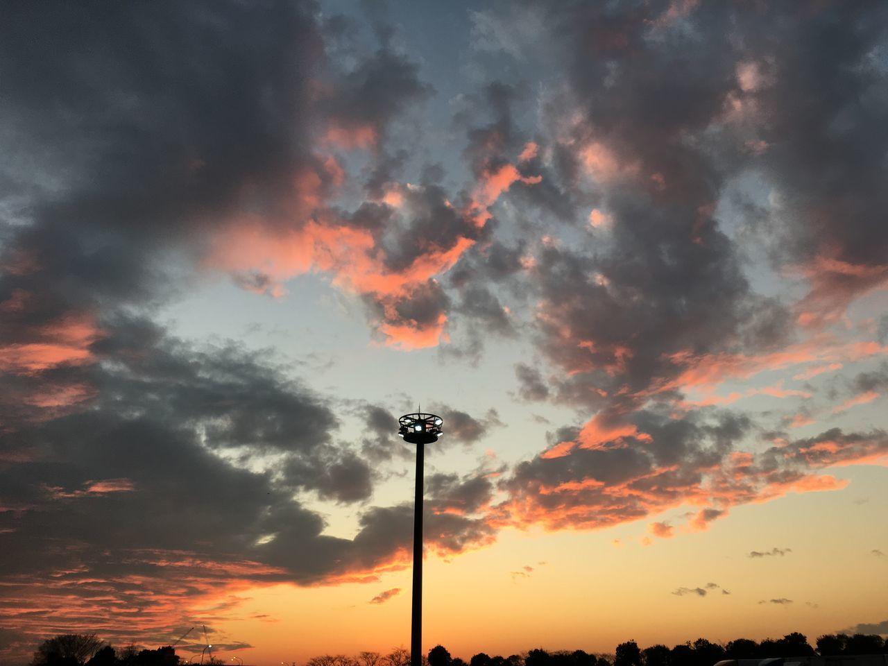 イマソラ。 Clouds And Sky Evening Sky Blue And Orange My Sky..... Just Now Just Now Ibaraki The Purist (no Edit, No Filter) Hello World