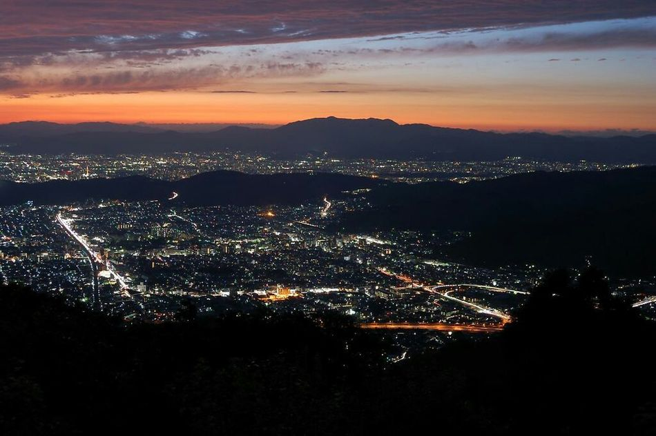 Otsu 大津 Japan Photography Night Lights