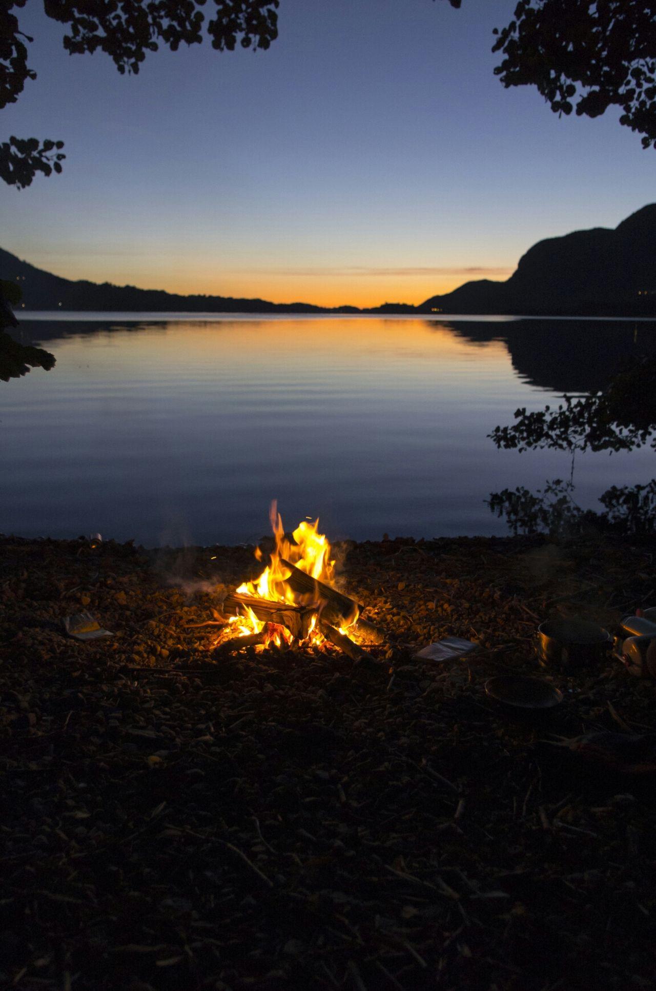 EyeEm Best Shots Nature Sun Set Eye 4 Photography sun set in norway. camping hiking