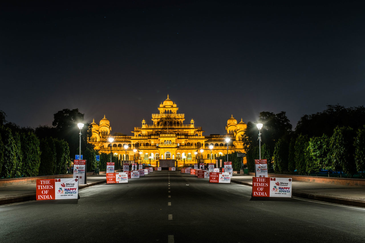 Ancient Architecture Arrival Car City City Break City Gate Cityscape Façade History Illuminated Night No People Outdoors Place Of Worship Religion Sky Statue Street Transportation Travel Destinations
