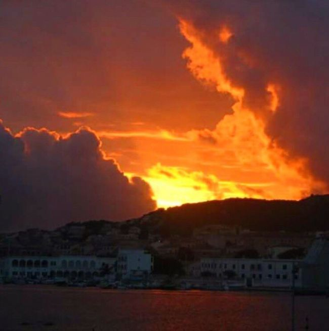 Lamaddalena Skycolors Nature Tranquil Scene Tranquility Stage Accademy Accademia