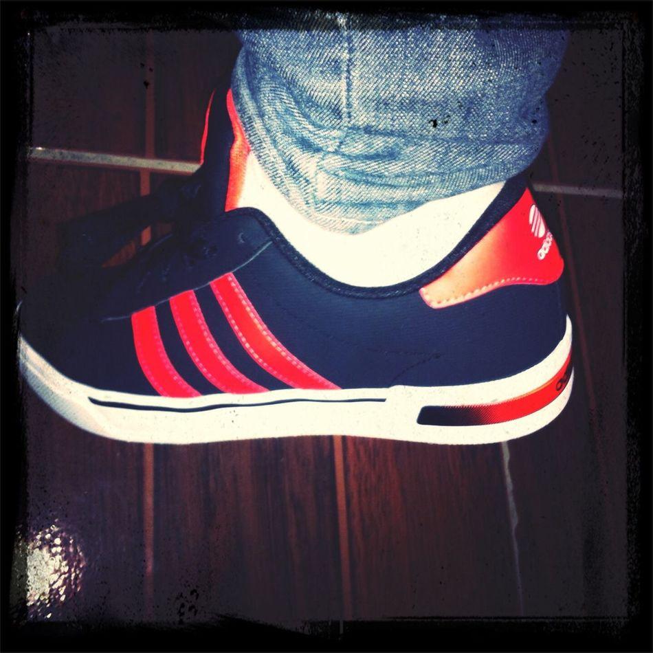As cores me chamaram a atenção. Adidas Neo DailyJustinbieber