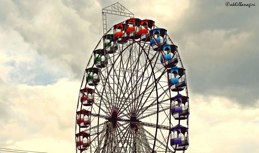 Fair Ferris Wheel Big Wheel