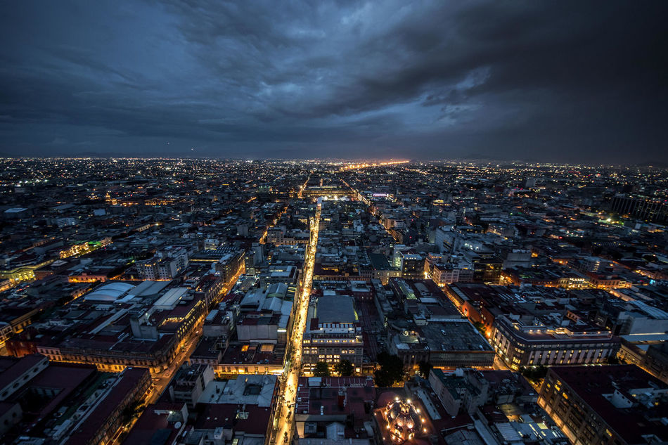 Mexico Mexico City Cities At Night Market Bestsellers May 2016 Bestsellers