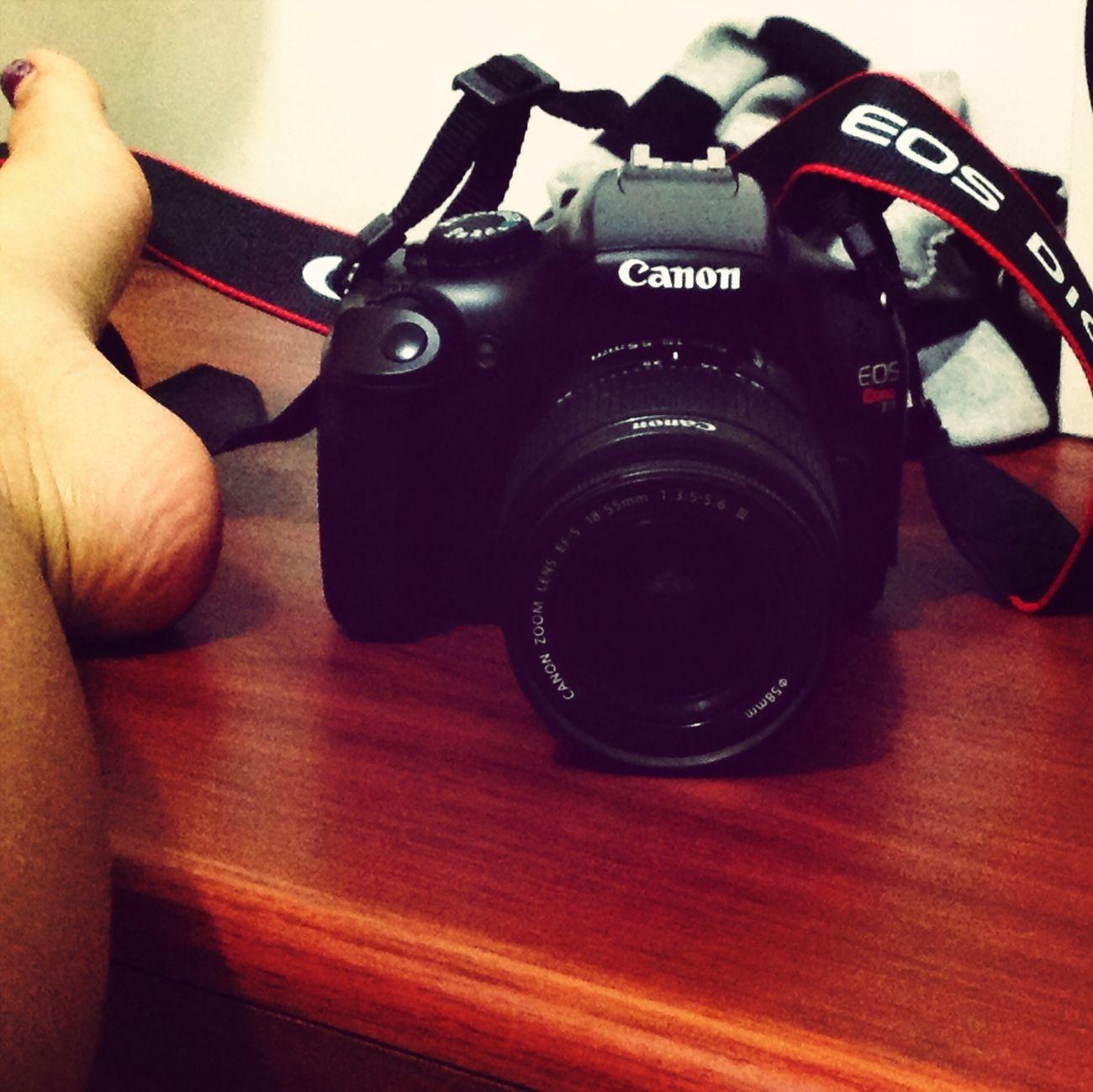 Canon EOS Rebel T3 ❤️ Mi Tesoro
