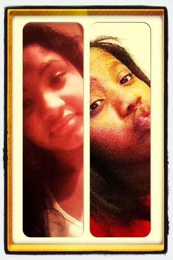 _ Mee and My Bestfriend !! <3
