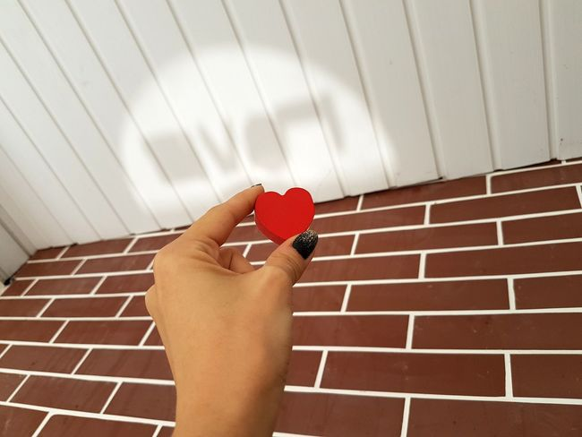 Human Hand Holding Red Brick Wall Hands Up Lifestyle EyeEmNewHere The Week On EyeEm Mix Yourself A Good Time Heart Shape Red Heart Letters The Word Love Love Reflection Shadow On The Wall Shadow On The Seiling Shadows & Lights Personal Perspective Rethink Things Be. Ready.